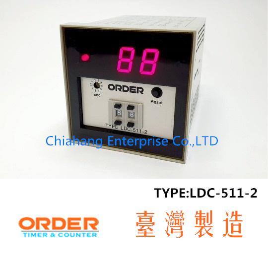 ORDER TAIWAN LDC-511-2