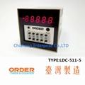 ORDER TAIWAN LDC-511-5 LDC-511-4 LDC-511-3 LDC-511-2