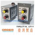 ORDER TIMER TAIWAN Time Delay & Timing Relays LTT-N LTT-Y