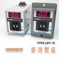ORDER TIMER TAIWAN Time Delay & Timing Relays LDT-N1 LDT-NI LDC-YI LDC-NI LDT-Y1