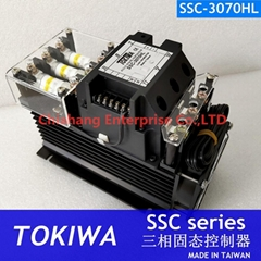 TOKIWA SSC-3070HL solid state contactor Three-phase solid state relay