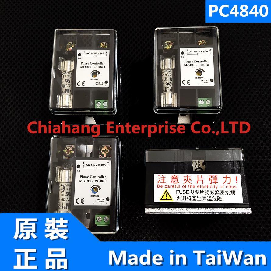 SCR簡易型單相電力調整器 PC4840 PC2440