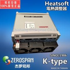 TAIWAN ZEROSPAN Heatsoft KF42400 SCR AC Power Regulator