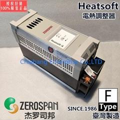 TAIWAN ZEROSPAN FF42125 Heatsoft SCR Power Regulator