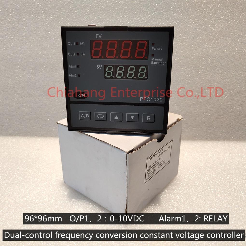 CH PFC1020 恆壓供水 雙變頻 壓力控制器 PFC1010