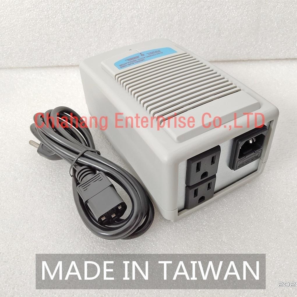 EVR-1000 ELECTRONIC AUTO REGULATOR EVR-1000  EVR-500 AC KingTime   voltage stabilizer SENJIN YTAEC AUTOMATIC VOLTAGE REGULATOR SP1000