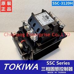 TOKIWA SSC-3120H 三相固态电译 SSC-3120HL