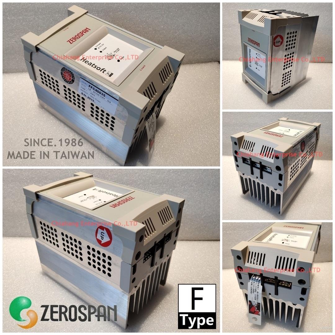 ZEROSPAN FF40035 HEATSOFT KF40035  ZEROSPAN FD42225 FD41225 FD41A225 FD42A225 HEATSOFT TAIWAN SCR Power Regulator