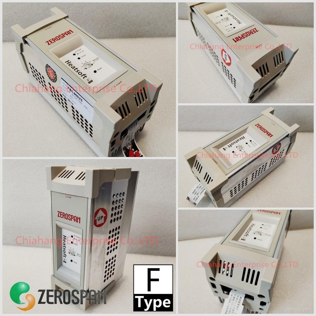 ZEROSPAN FB40025 FBC40025 Heatsoft Power Regulator FBE40025 FB40035 KB40035 VB30025