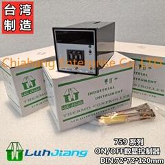 臺灣LUH JIANG 溫控器 LJ-759GB LJ-759G 759CA(K)