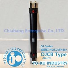 Taiwan YU-KU INDUSTRY Cylinder Hydraulic Cylinder Air Cylinder