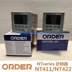 台湾 ORDER NT-411 欧颖 继电器 NT-422-M2 计时器 欧德 TIMER