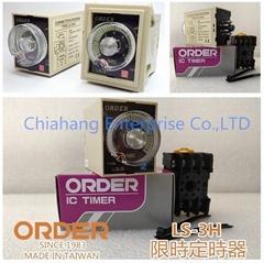 Taiwan ORDER LS-3HA  TIMER LS-3HB LS-3HD LS-3FE