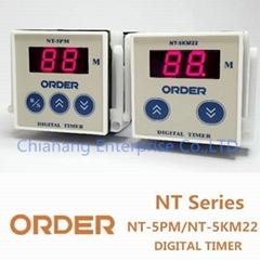 Taiwan ORDER DIGITAL TIMER NT-5PM NT-5KM22