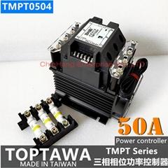 TOPTAWA TMPT0504 Power controller 三相功率控制器