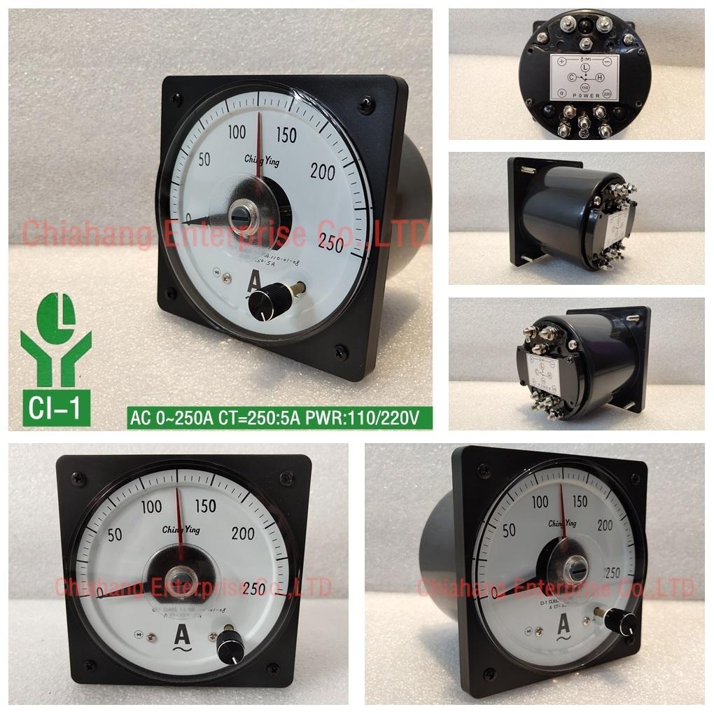 CHING YING 電流表CI-1 CI-A CI-A2 CI-2 CH-120HL