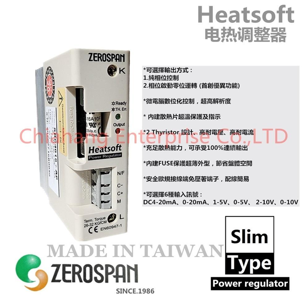 ZEROSPAN Thyristor power regulator Power controller SCR power regulator Zero crossing Single phase Single phase zero SCR Power regulator SB4016*FP SB3016*AY  SB4016*AP SB4025*AY SB2025*BP SB4033*BP HEATSOFT ARICO TAIWAN SCR Power Regulator  SCR A-14025 SCR A-14035 SCR-LJA-1425 SCR-LJA-1435 LJA1450 LJA1463