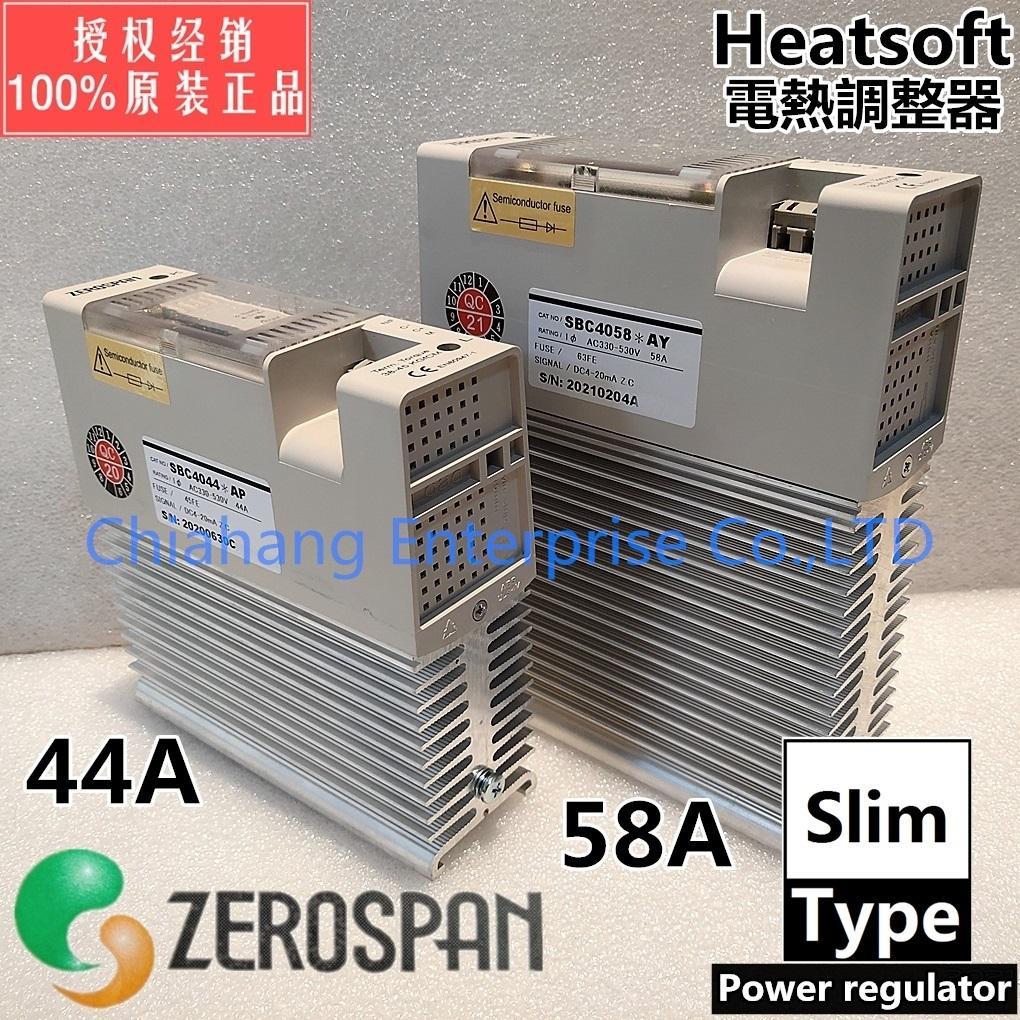 ZEROSPAN HEATSOFT SB4058*AY SB3058*AP SB4058*AP SB1058*FP SB4044*AP SB2044*FP ARICO SB2033*FP POWER REGULATOR