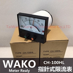 WAKO METER REALY CH-120HL  CH-100HL
