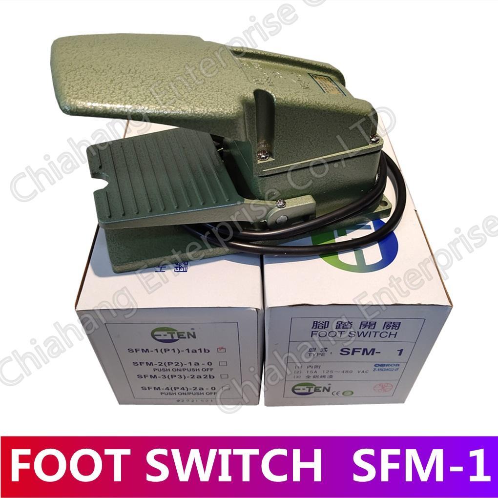 E-TEN FOOT SWITCH SFM-1 SFM-P1