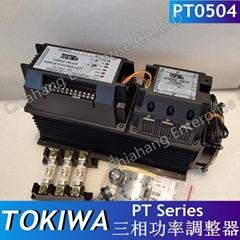 TOKIWA  PT0704 PT0504 THREE PHASE POWER CONTROLLER
