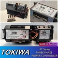 TOKIWA PT0504 PT0804 PT0704 PT1202 PT0504 PT1004 PT1204 PT0504 PT0802 PT0702 PT0304 PT1204 POWER UNIT THREE PHASE POWER CONTROLLER  Solid State Contactor POWER UNIT