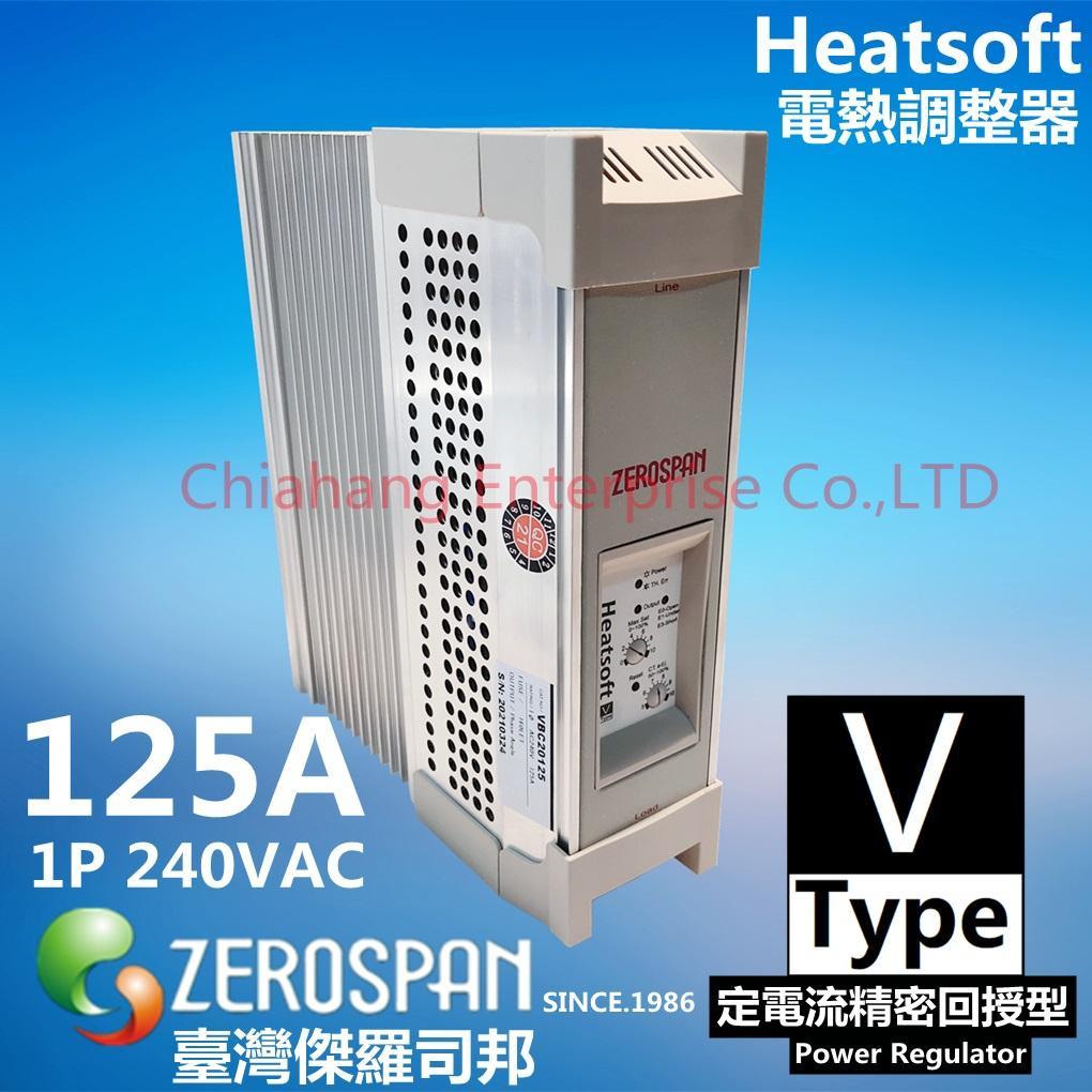 ZEROSPAN HEATSOFT VB20080 VB20060 VB40060 VB40080 SCR1290-60A SCR1290-80A