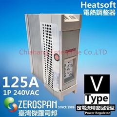 Taiwan ZEROSPAN single-phase SCR power regulator HEATSOFT VB40125 VB20125