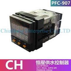 台湾CH PFC-907 压力控制器 PFC1020 压力控制表