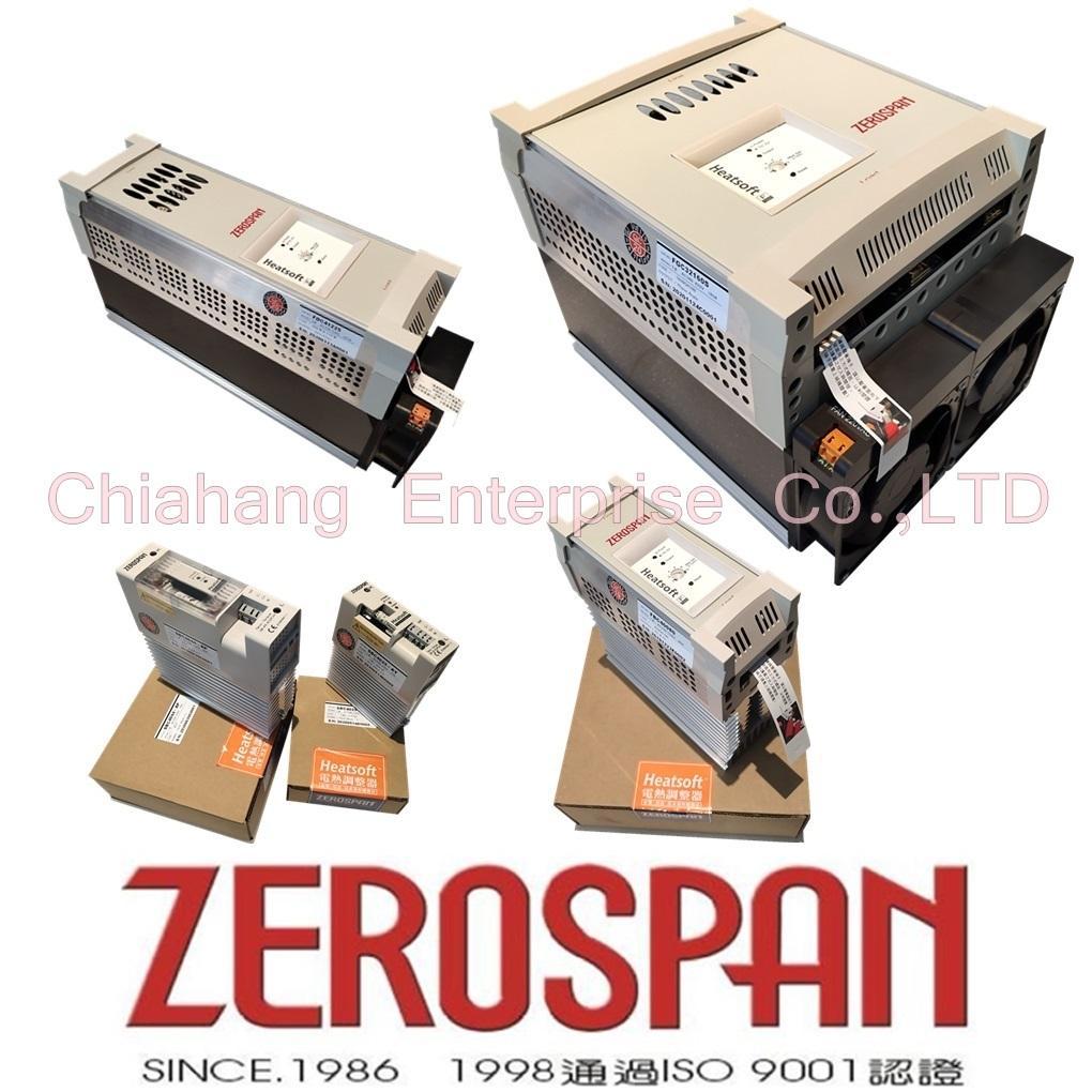 ZEROSPAN HEATSOFT VBC20080 VB20060 VB40060 VB40080 SCR1290-60A SCR1290-80A OCTEC
