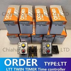 台湾 ORDER 双调定时器 LTT-ND LTT-YD LTT-NB LTT-YB