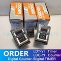 臺灣 ORDER  LDC-YI 計數器 Counter LDT-YI計時器  TIMER CEC MT-3 MH-3 MT-2 MH-2