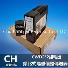 CW系列超薄信號傳送器