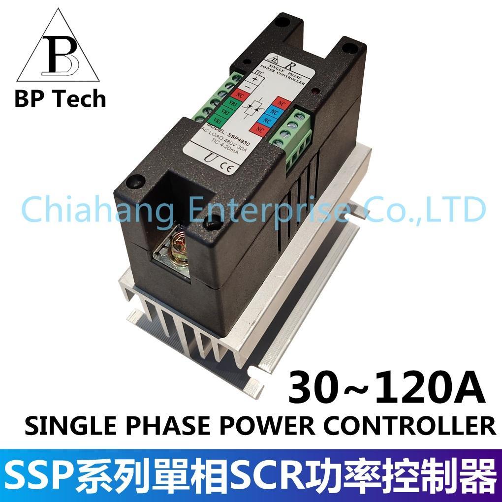 SINGLE PHASE POWER CONTROLLER SSP4830 SSP4850 SSP4875 SSP48100 SSP48120