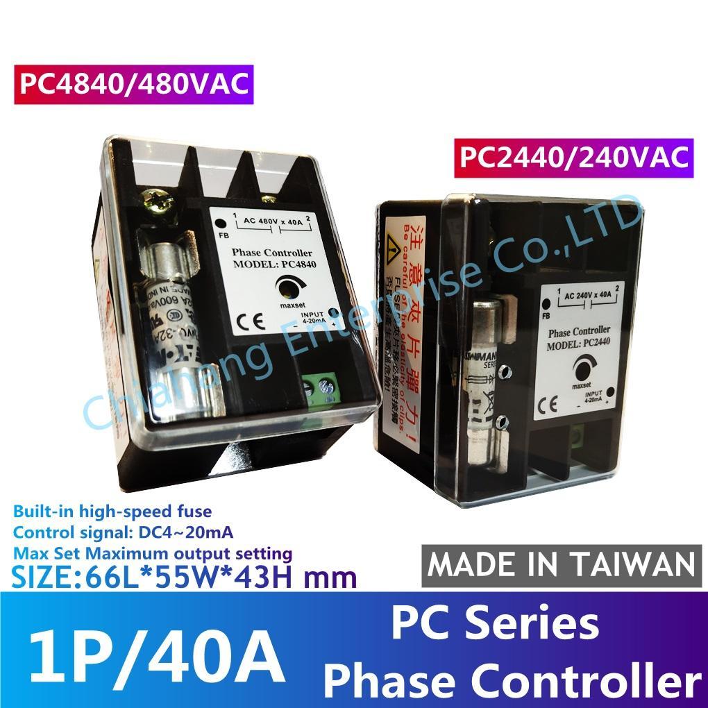PHASE CONTROLLER PC4840 PC2440 MCPC4840 MCPC2440 SC2440E SC4840E