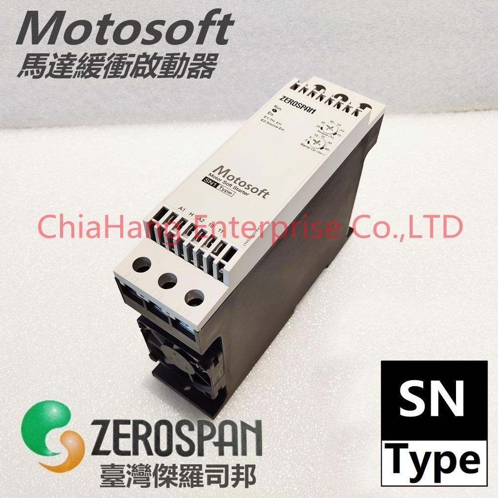 ZEROSPAN MOTOSOFT SN1*32016 SN1*32009  SN1*32024 SN1*32036