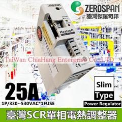 台湾 ZEROSPAN SBC4025*AY HEATSOFT  电热调整器  SCR电力调整器