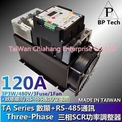 BASE POWER RS-485通訊 電力調整器 TA4830A TA4850A TA48100A TA48120A