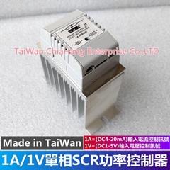 TOPTAWA 单相功率控制器 1A3850D 1A3830D 1V3850D 1A3815D 1V3815D