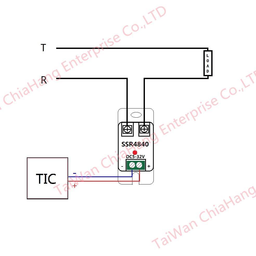 SSR4840 40A single-phase solid state relay SS4840DZ JEC SM4840DA ESTEK ESR20N04010