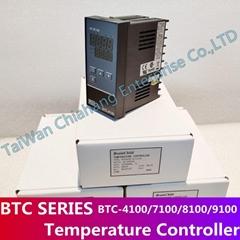 台湾BrainChild BTC系列温控器 BTC-4100 BTC-7100  BTC-8100 BTC-9100