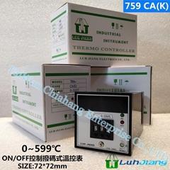 台湾LUH JIANG 温控器 LJ-759GB LJ-759G 759CA(K)