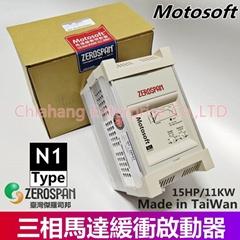 ZEROSPAN N-Type 馬達軟啟動器 MOTOSOFT N1*32017