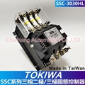 TOKIWA SOLID STATE CONTACTOR  SSC-2030HL SSC-3030HL  SSC-3070H SSC-3100H SSC-3050H SSC-3070H SSC-3120H TOPTAWA