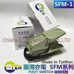 TAIWAN E-TEN  PUSH BUTTON SWITCH MS-345 MS-346 MP-330 MP-315 SFM-1 FOOT SWITCH