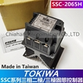 TOKIWA  Solid State Contactor SSC-3030H SSC-2050H SSC-2065H SSC-2030H SSR3850-2  GROUP SSC-3030HL SSC-3050HL SSC-3120HL