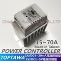 TOPTAWA single-phase power controller 1A3815D 1A3825D 1A3850D 1A3830D 1V3850D 1A3815D 1V3815D BSCR-D-13030 BSCR-D-13050