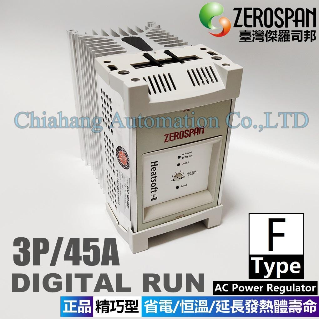 ZEROSPAN Thyristor power regulator Power controller SCR power regulator Zero crossing Single phase Single phase zero FG30045R FG30045 FF40045 KF40045