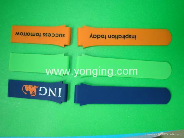 silicone promotion gifts