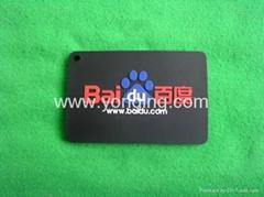 定製商標PVC匙扣